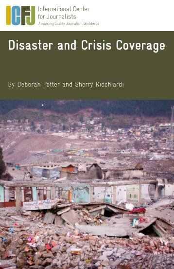 Disaster and Crisis Coverage - International News Safety Institute