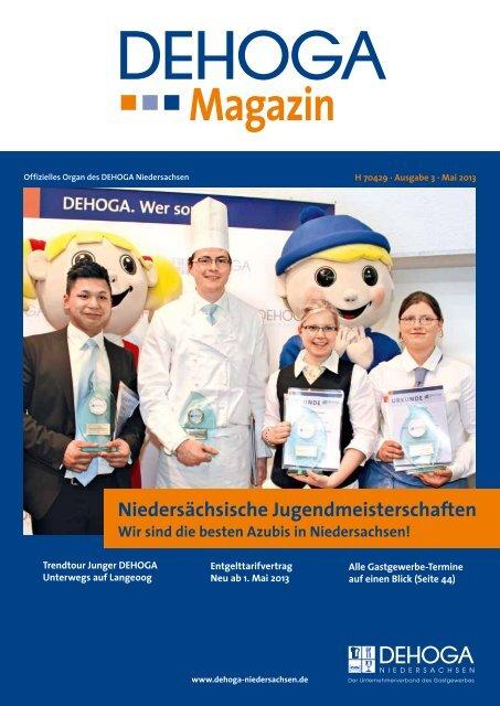 Mai 2013 - DEHOGA Niedersachsen