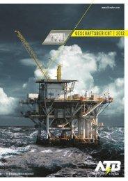 ATB Geschäftsbericht 2012