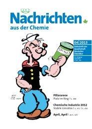 Pillararene Chemische Industrie 2012 April, April I ab S. 425