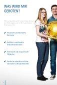 Klicke hier und erfahre mehr über deine Karrieremöglichkeiten bei ... - Page 4