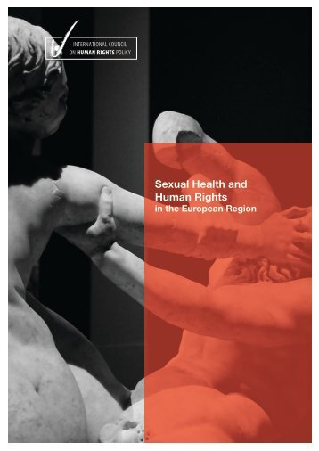Sexual Health and Human Rights in the European ... - The ICHRP