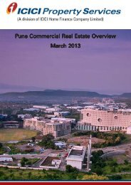 Pune Commercial Report - ICICI Home Finance