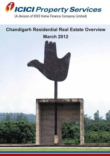 Chandigarh Residential Real Estate Overview March 2012