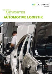 Automotive Logistik