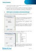 Datev Schnittstellenbeschrieb - SelectLine - Page 4