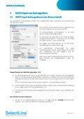 Datev Schnittstellenbeschrieb - SelectLine - Page 5