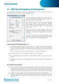 Datev Schnittstellenbeschrieb - SelectLine - Page 6