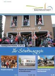 Februar 2013 - Stadt Bad Neustadt a.d.Saale