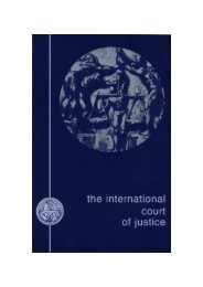 Publ prelims Issue icjebb Page 1 - Cour international de Justice