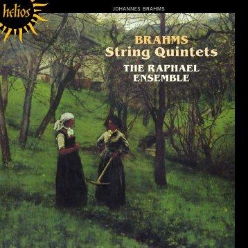 String Quintets - Abeille Musique