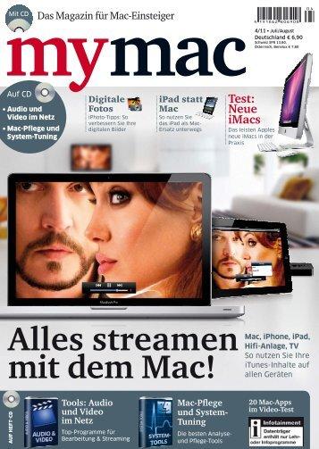 streamen mit dem Mac! - Macwelt