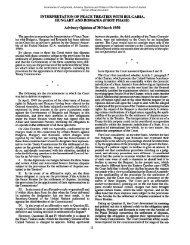 Interpretation of Peace Treaties with Bulgaria, Hungary and ...