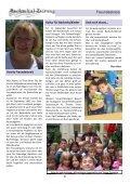 Juli 2012 Ausgabe 21 In dieser Ausgabe - Bachschule Feuerbach - Seite 6