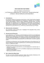 richtlinien neu 2013 mit bekanntmachungsanordnung - Büren