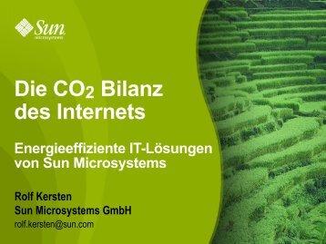 Die CO2 Bilanz des Internets - best Systeme Gmbh