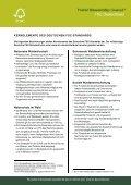 Leitfaden FSC-Waldzertifizierung PDF, Size: 66 ... - FSC-Deutschland - Page 2