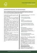 Leitfaden FSC-Waldzertifizierung PDF, Size: 66 ... - FSC-Deutschland - Page 3