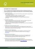 Leitfaden FSC-Waldzertifizierung PDF, Size: 66 ... - FSC-Deutschland - Page 4