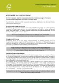 Leitfaden FSC-Waldzertifizierung PDF, Size: 66 ... - FSC-Deutschland - Page 6
