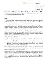 Die 23-seitige Zusammenfassung als pdf-Datei - Erzbistum Köln
