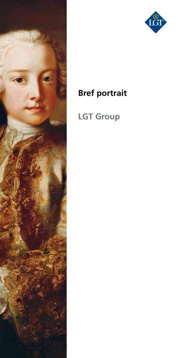 Bref portrait LGT Group