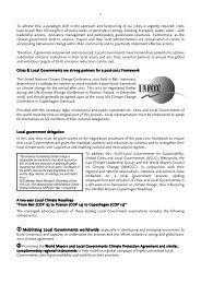 31, Spring 2008 [PDF 0.9mb] - ICLEI Europe