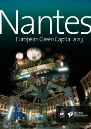 Nantes - European Green Capital 2013 - ICLEI Europe