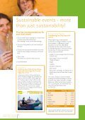 How to organise sustainable meetings & events in Brussels A ... - Page 4