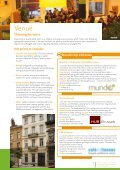 How to organise sustainable meetings & events in Brussels A ... - Page 5