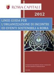linee guida per l'organizzazione di incontri ed eventi ... - ICLEI Europe