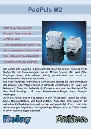 PadPuls M2 - Relay GmbH