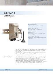 GDW-11 - ICM Technologies / ICM Technologies