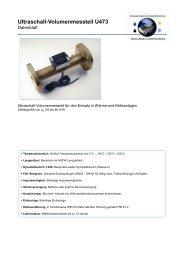 ICM-T Datenblatt U473 [U473-DB-DE-20130128]