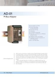 M-Bus-Adapter - ICM Technologies / ICM Technologies