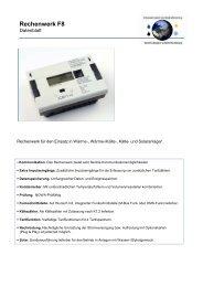 Entwurf ICM-T Datenblatt INT8 - ICM Technologies / ICM Technologies