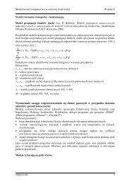 SO ) SO ): β β 1,cc - stęŜenie zanieczyszczeń pierwotnych ... - ICM