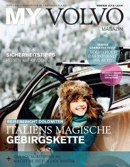 My Volvo Magazin - Garage Nordstern