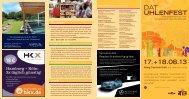 Programmheft Uhlenfest (Download als PDF)