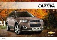 Download Captiva Ausstattungs - Chevrolet