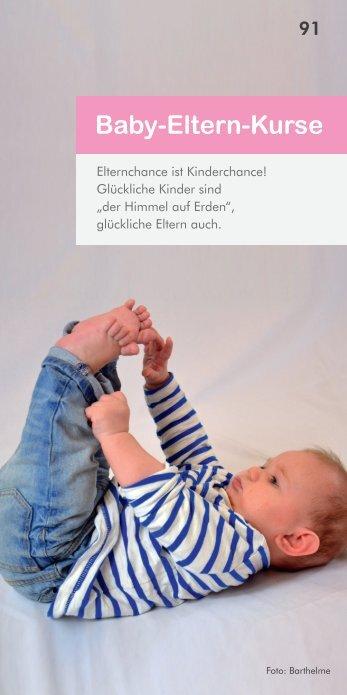 Baby-Eltern-Kurse - Familien-Bildungsstätte Bayreuth