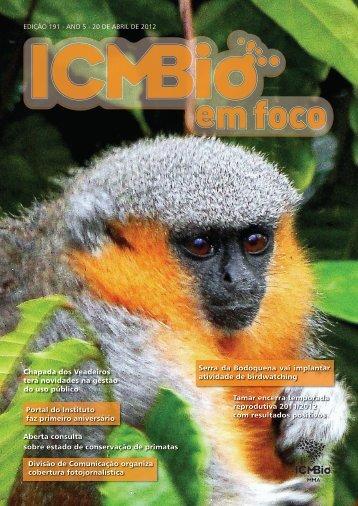 1 Edição 191 Tamar encerra temporada reprodutiva 2011 ... - ICMBio
