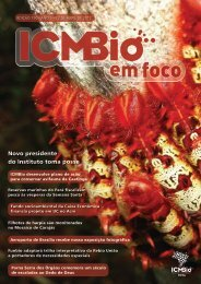 Novo presidente do Instituto toma posse - ICMBio