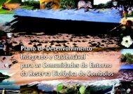 Plano de Desenvolvimento Integrado e Sustentável para ... - ICMBio