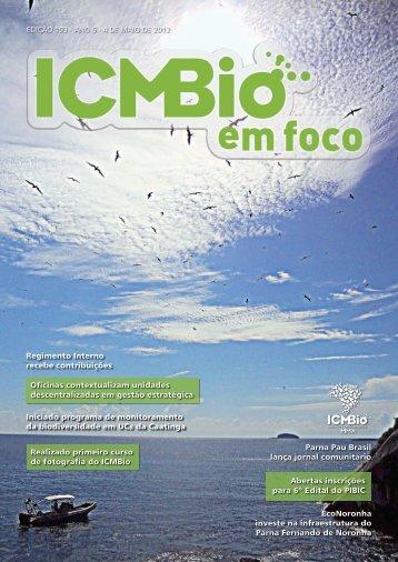 1 Edição 193 Iniciado programa de monitoramento da ... - ICMBio