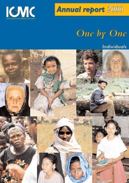 Annual Report 2000 - ICMC
