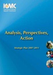 ICMC Strategic Plan 2007-2011