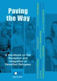 'Paving the Way' Handbook - ICMC