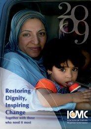 Annual Report 2009 - ICMC