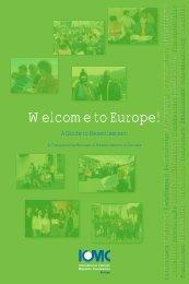 Welcome to Europe! - ICMC